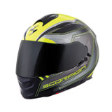 Scorpion EXO-T510 Nexus Motorcycle Helmet Neon/Black