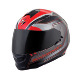Scorpion EXO-T510 Nexus Motorcycle Helmet Red/Black