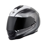 Scorpion EXO-T510 Nexus Motorcycle Helmet White/Black