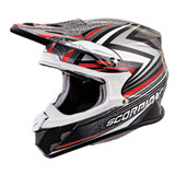 Scorpion VX-R70 Barstow Helmet Red
