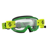 Scott Split OTG Works Film System Goggle