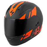 Scorpion EXO-R320 Endeavor Helmet Black/Orange