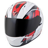 Scorpion EXO-R320 Endeavor Helmet White/Red