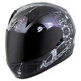 Scorpion Women's EXO-R320 Dream Helmet Black