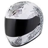 Scorpion Women's EXO-R320 Dream Helmet White