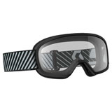 Scott Youth Buzz Goggle Black Frame/Clear Lens