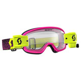 Scott Youth Buzz Pro Works Film System Goggle