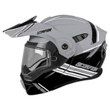 Scorpion EXO-AT950 Teton Cold Weather Modular Helmet Black/Grey
