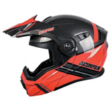 Scorpion EXO-AT950 Teton Cold Weather Modular Helmet Neon Orange/Dark Grey