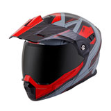 Scorpion EXO-AT950 Tucson Modular Helmet Red