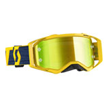 Scott Prospect Goggle Yellow-Yellow Frame/Yellow Chrome Lens