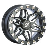 Sedona Split 6 Beadlock Wheel