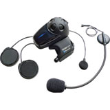 Sena SMH10 Bluetooth Communication System with Universal Microphone Kit
