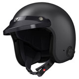 Sena Savage Bluetooth Open Face Helmet Matte Black