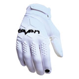 Seven Rival Gloves White