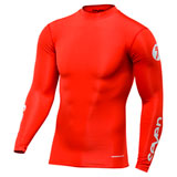 Seven Zero Blade Compression Jersey Red