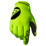 Seven Youth Annex 7 DOT Gloves Flo Yellow