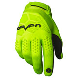 Seven Rival Gloves Flo Yellow