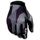 Seven Youth Annex Raider Gloves Black/Grey