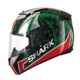 Shark Speed-R Sykes Replica Motorcycle Helmet