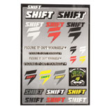 Shift Sticker Sheet