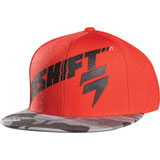 Shift Suppressor Snapback Hat