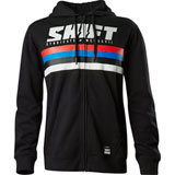 Shift Insignia Zip-Up Hooded Sweatshirt
