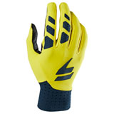 Shift 3LUE Air Gloves Navy/Yellow