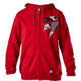Shift Barbolt Zip-Up Hooded Sweatshirt