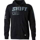 Shift Draft Zip-Up Hooded Sweatshirt