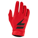 Shift 3LACK Air Gloves Red