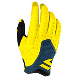 Shift 3LACK Pro Gloves 2019 Yellow/Navy