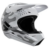 Shift WHIT3 Helmet White Camo