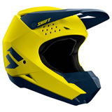 Shift WHIT3 Helmet 2019 Yellow/Navy