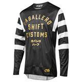 Shift 3LACK Caballero X Lab Jersey