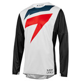 Shift 3LACK Mainline Jersey Black/White
