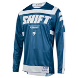 Shift 3LACK Strike Jersey Blue