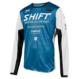 Shift WHIT3 Muse Jersey Blue