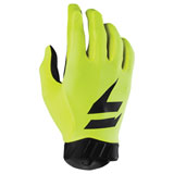 Shift 3LACK Air Gloves Flo Yellow