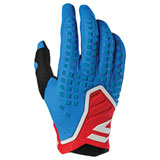 Shift 3LACK Pro Gloves Blue/Red