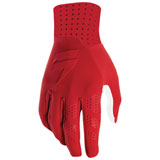 Shift 3LUE Label 2.0 Air Gloves White/Red