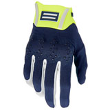 Shift Recon Archival SE Gloves Navy/Yellow