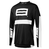 Shift 3LACK G.I. FRO Jersey Black/White