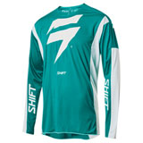 Shift 3LACK Race 1 Jersey
