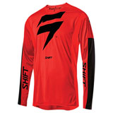 Shift 3LACK Race 1 Jersey Red