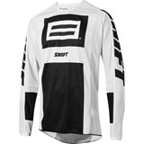 Shift WHIT3 Label Archival SE Jersey