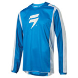 Shift WHIT3 Race 2 Jersey Blue/White
