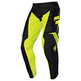 Shift WHIT3 Race 1 Pants Flo Yellow
