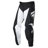 Shift Youth WHIT3 Race 2 Pants Black/White