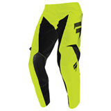 Shift Youth WHIT3 Race 2 Pants Flo Yellow